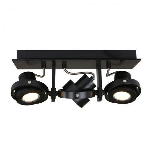Steinhauer MEXLITE Lampa Sufitowa Czarny, 3-punktowe - Design - Obszar wewnętrzny - MEXLITE - Czas dostawy: od 10-14 dni roboczych