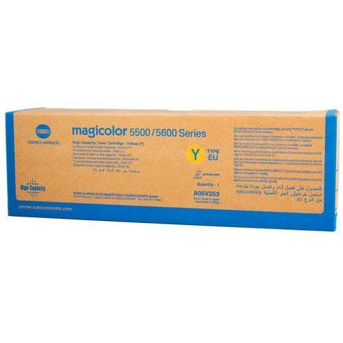 Wyprzedaż Oryginał Toner Konica-Minolta do Magicolor 5550/5570 I 12 000 str. | yellow
