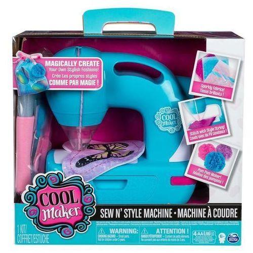 Cool maker maszyna do szycia dla dzieci akces.tv marki Spin master