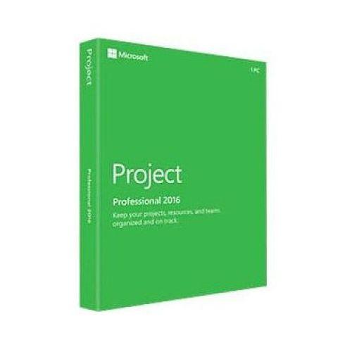 project 2016 professional win polska wersja językowa! / szybka wysyłka na e-mail / faktura vat / 32-64bit / wyprzedaż marki Microsoft