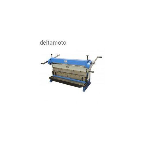 Walcarka – obcinarka – zaginarka 1067 mm - 3 w 1, SBR106715
