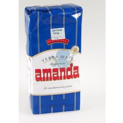 Amanda Yerba mate  despalada 500g - 500g (7792710000380)