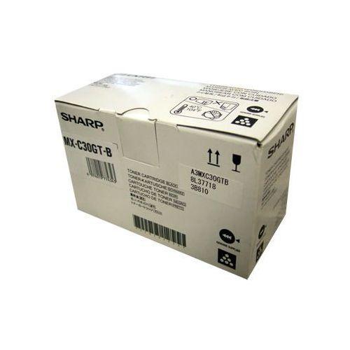Toner Sharp MX-C30GT-B Black do kopiarek (Orygionalny) [6k]