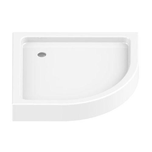 Brodzik prysznicowy półokrągły 80x80 B-0349 Domio New Trendy