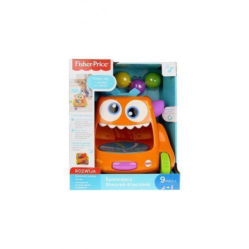 Mattel Zabawka fisher-price śpiewający stworek kręciołek + darmowy transport! (0887961520934)