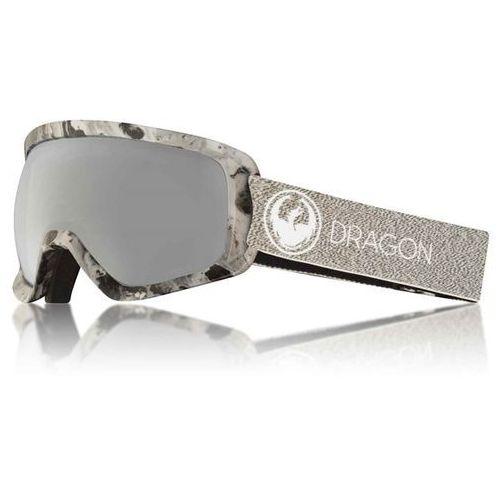 Dragon Gogle snowboardowe - d3 otg bonus mill/silion+dksmk (255) rozmiar: os