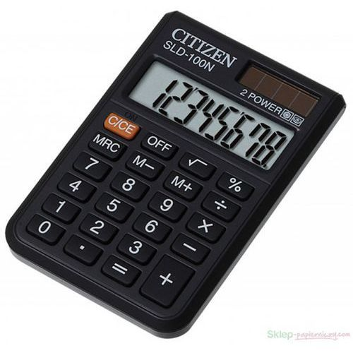 Kalkulator Citizen SLD100N Darmowy odbiór w 18 miastach!, SLD100N