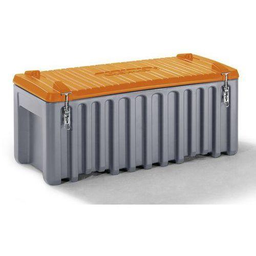 Cemo Pojemnik uniwersalny z polietylenu,poj. 250 l, nośność 200 kg