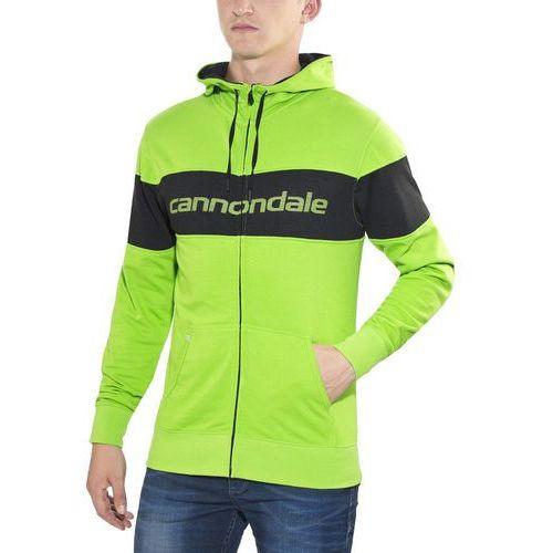 Sugoi Cannondale Hoodie Bluza z kapturem Mężczyźni zielony XL 2018 Bluzy i swetry (0673077029320)