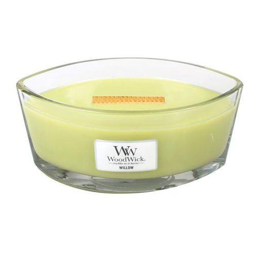 Woodwick - świeca hearthwick willow 60h