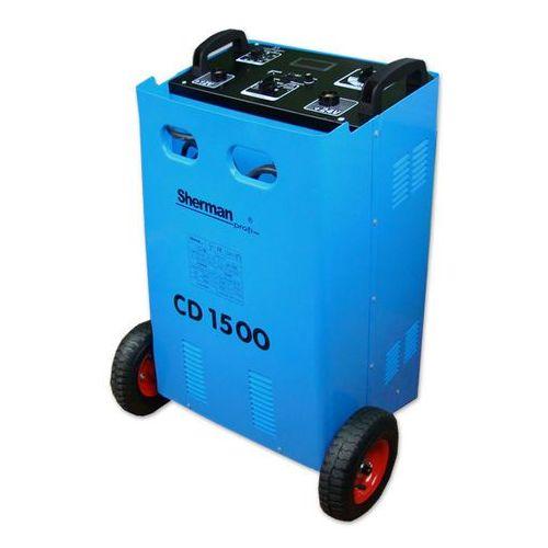 urządzenie prostown-rozruch. CD-1000
