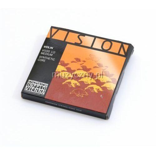 vision vi100 1/2 struny skrzypcowe 1/2 marki Thomastik