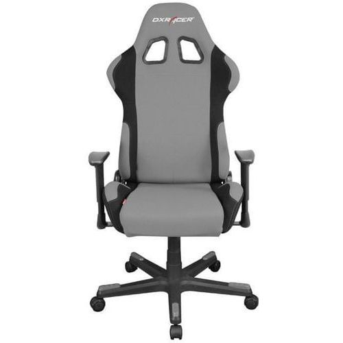 fotel formula fd01/gn, tkanina, szary/czarny (fd01/gn) marki Dxracer