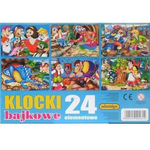 Klocki 24 elementowe