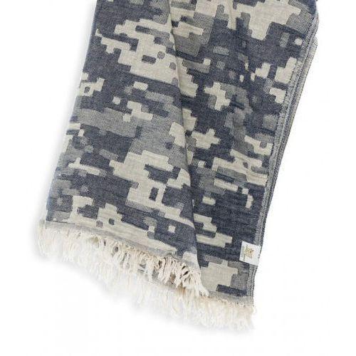Sauna ręcznik hammam peshtemal100%bawełna 310gr camouflage paleta kolorów marki Import