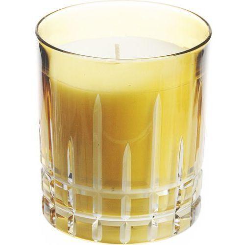 Świeca zapachowa w krysztale Huta Julia Milan Glamour