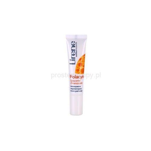Lirene  folacyna 60+ krem wygładzający do okolic oczu spf 10 + do każdego zamówienia upominek.