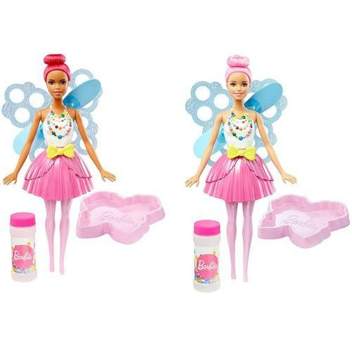 Lalka MATTEL DVM94 Barbie Dreamtopia Bąbelkowa wróżka
