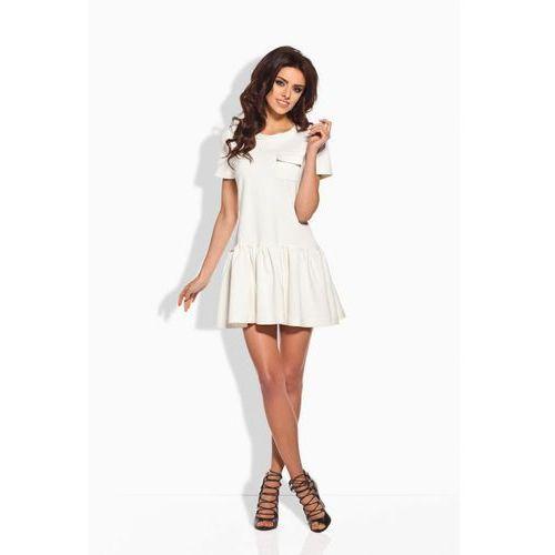 L143 ecru sukienka, Lemoniade