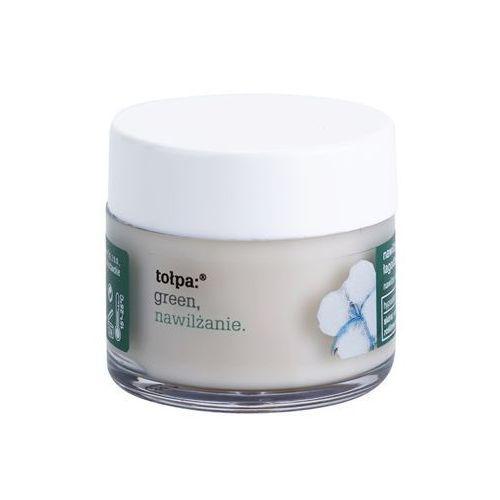 Tołpa Green Moisturizing kojący krem pod oczy Cotton, Iris (Hypoallergenic) 17 ml