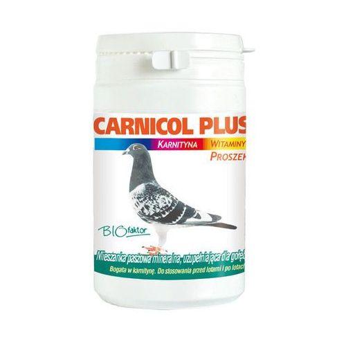 carnicol plus - preparat wzmacniający z karnityną dla gołębi - proszek 350g, marki Biofaktor