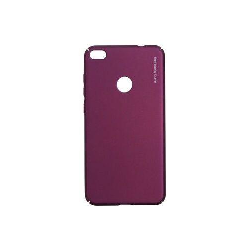 Huawei P8 Lite (2017) - etui na telefon X-Level Knight - Red Wine
