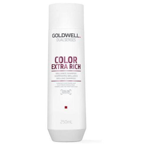dualsenses color extra rich szampon ochronny do włosów farbowanych (color protection) 250 ml marki Goldwell