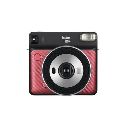 instax square sq6, ruby red marki Fujifilm