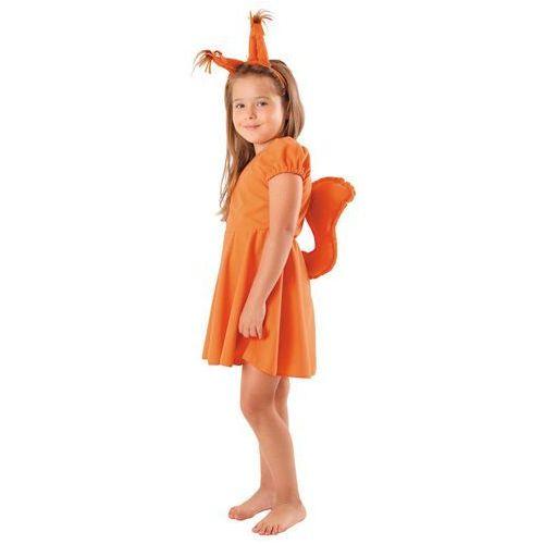 Gam Kostium wiewiórka sukienka - l - 134/140 cm (5902557252640)