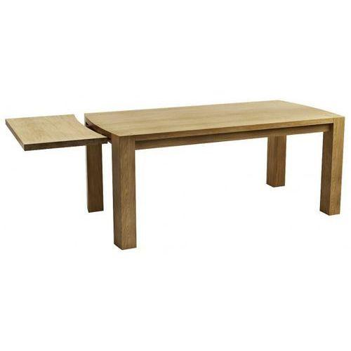 Signu design stół dębowy rozkładany avant dąb selekcjonowany