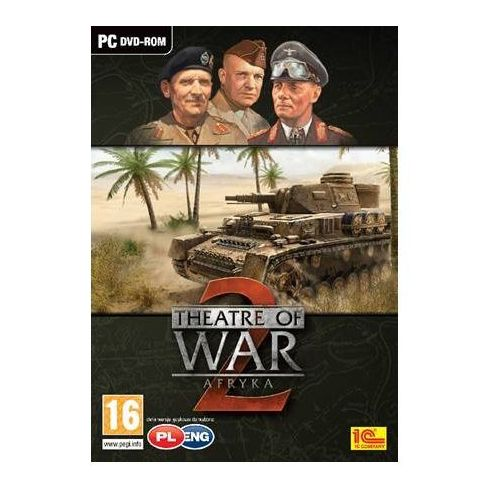 Theatre of War 2 Afryka (PC)