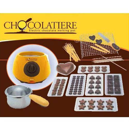 Urządzenie do czekoladowego fondue oraz do wyrobu czekoladek - chocolatiere marki Optimal