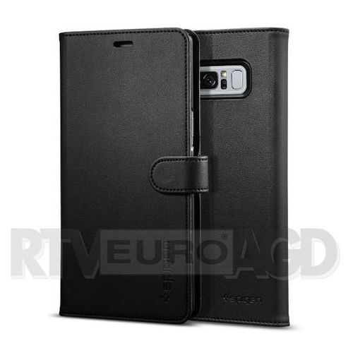 Spigen Wallet S 587CS22095 Samsung Galaxy Note8 (czarny), kolor czarny