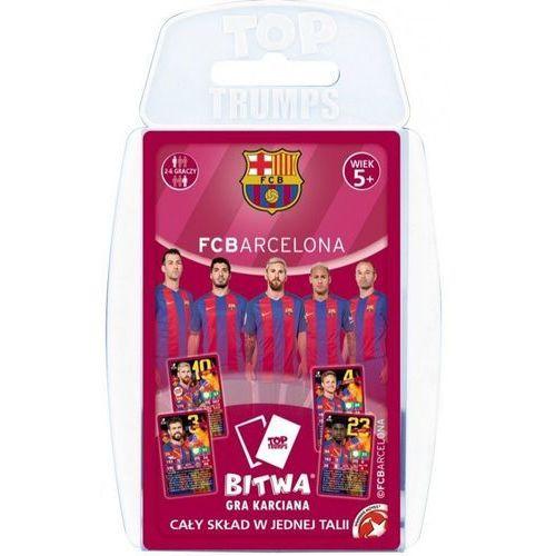 Top Trumps Barcelona NEW - DARMOWA DOSTAWA OD 199 ZŁ!!!