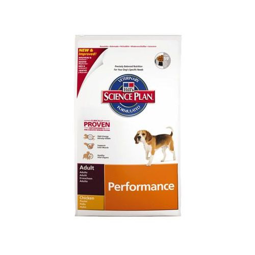 Hills Hill's canine adult performance chicken 12kg