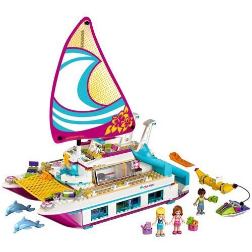 Lego FRIENDS Słoneczny katamaran sunshine catamaran 41317