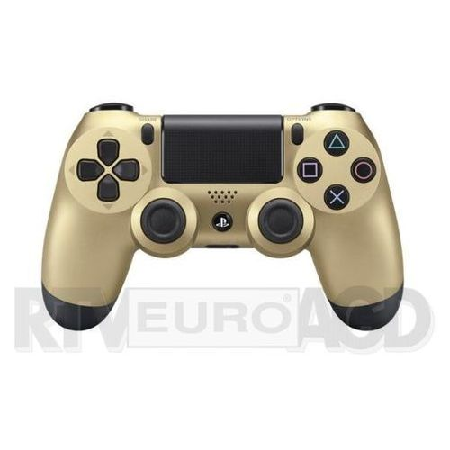 dualshock 4 (złoty) - produkt w magazynie - szybka wysyłka! marki Sony