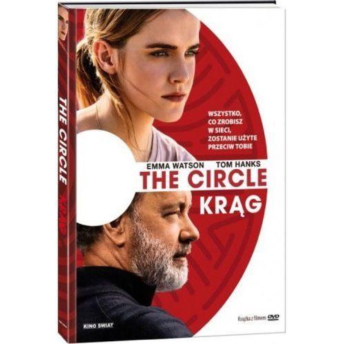 The Circle (Krąg) (DVD z książeczką) - James Ponsoldt. DARMOWA DOSTAWA DO KIOSKU RUCHU OD 24,99ZŁ (9788380533103)