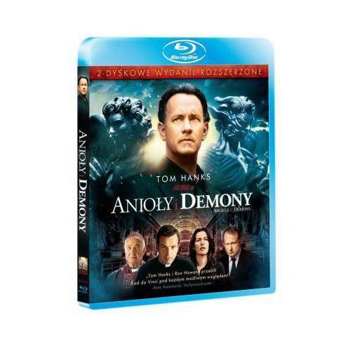 Anioły i demony (2xBlu-Ray) - Ron Howard z kategorii Thrillery