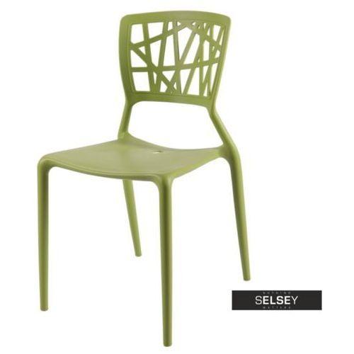 D2 Selsey krzesło devir zielone