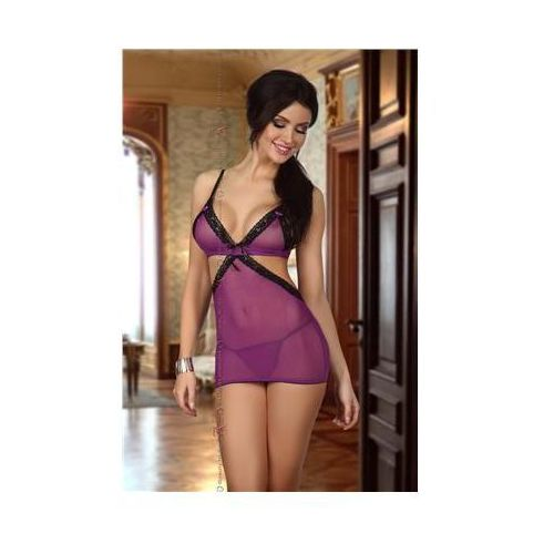 Komplet model sensual babydol violet marki Beautynight