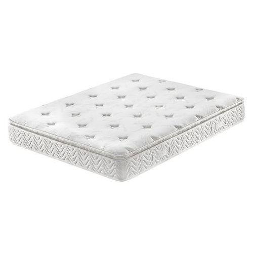 Materac kieszeniowy 90x200 cm - Memory Foam - Multipocket - LUXUS