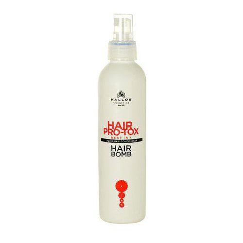 Kallos Hair Pro-Tox Hair Bomb Conditoner 200ml W Odżywka do włosów