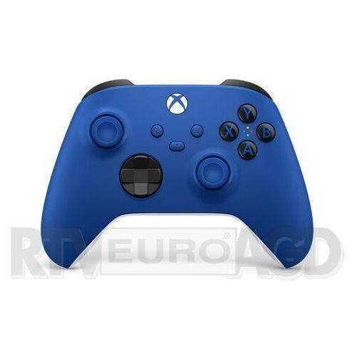 Microsoft xbox series kontroler bezprzewodowy (shock blue) (0889842613889)
