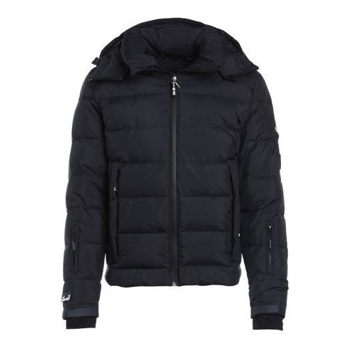 Superdry COMMAND UTILITY Kurtka snowboardowa super dark navy (5054576999102)
