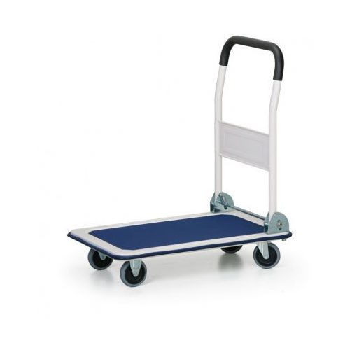 Składany wózek platformowy, 150 kg, platforma 730x470 mm marki B2b partner