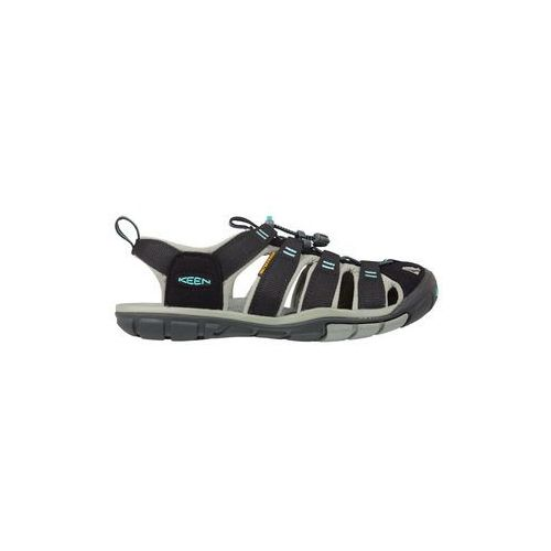 Keen Sandały clearwater women - black/radiance