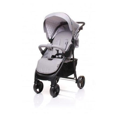 4baby  rapid premium light grey wózek spacerowy spacerówka nowość