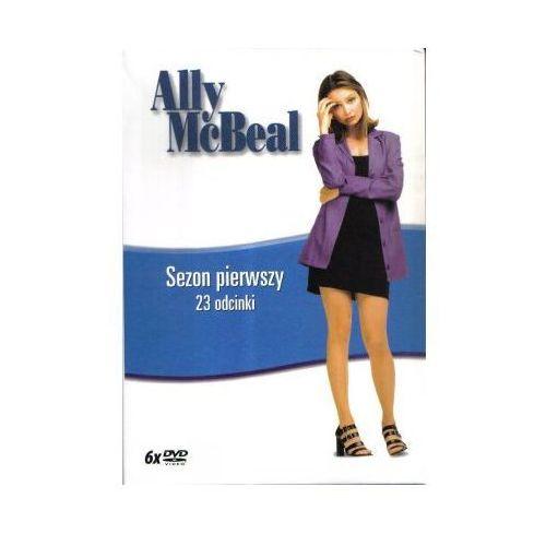 Ally McBeal- Sezon 1 (6xDVD) - Dennie Gordon, Victoria Hochberg (5903570131929)