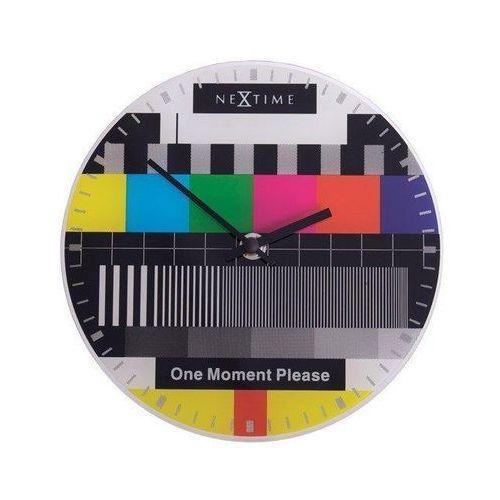 Zegar testpage 20 cm marki Nextime